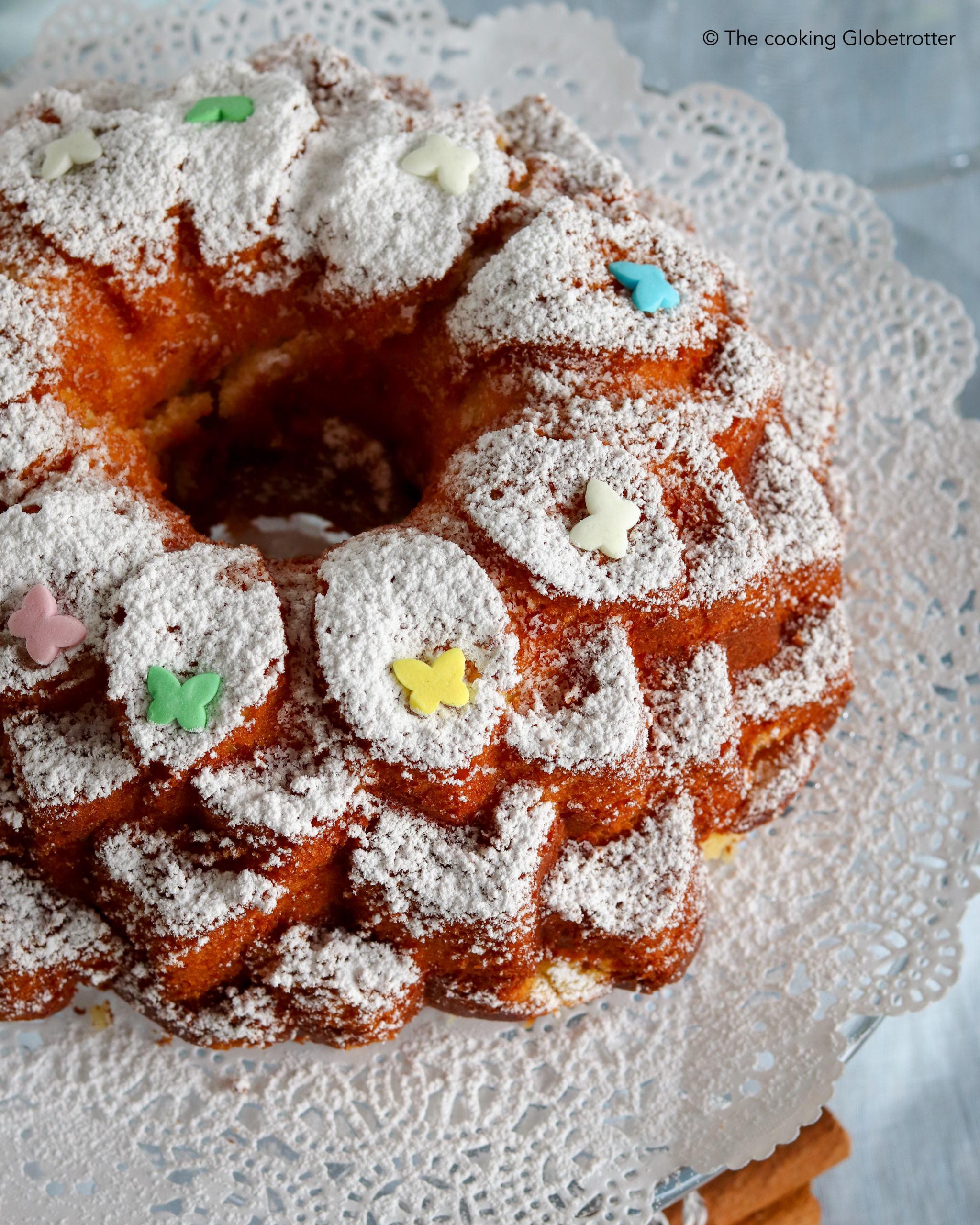 Index featured vanilla cake moist rich recipe Nigella Lawson