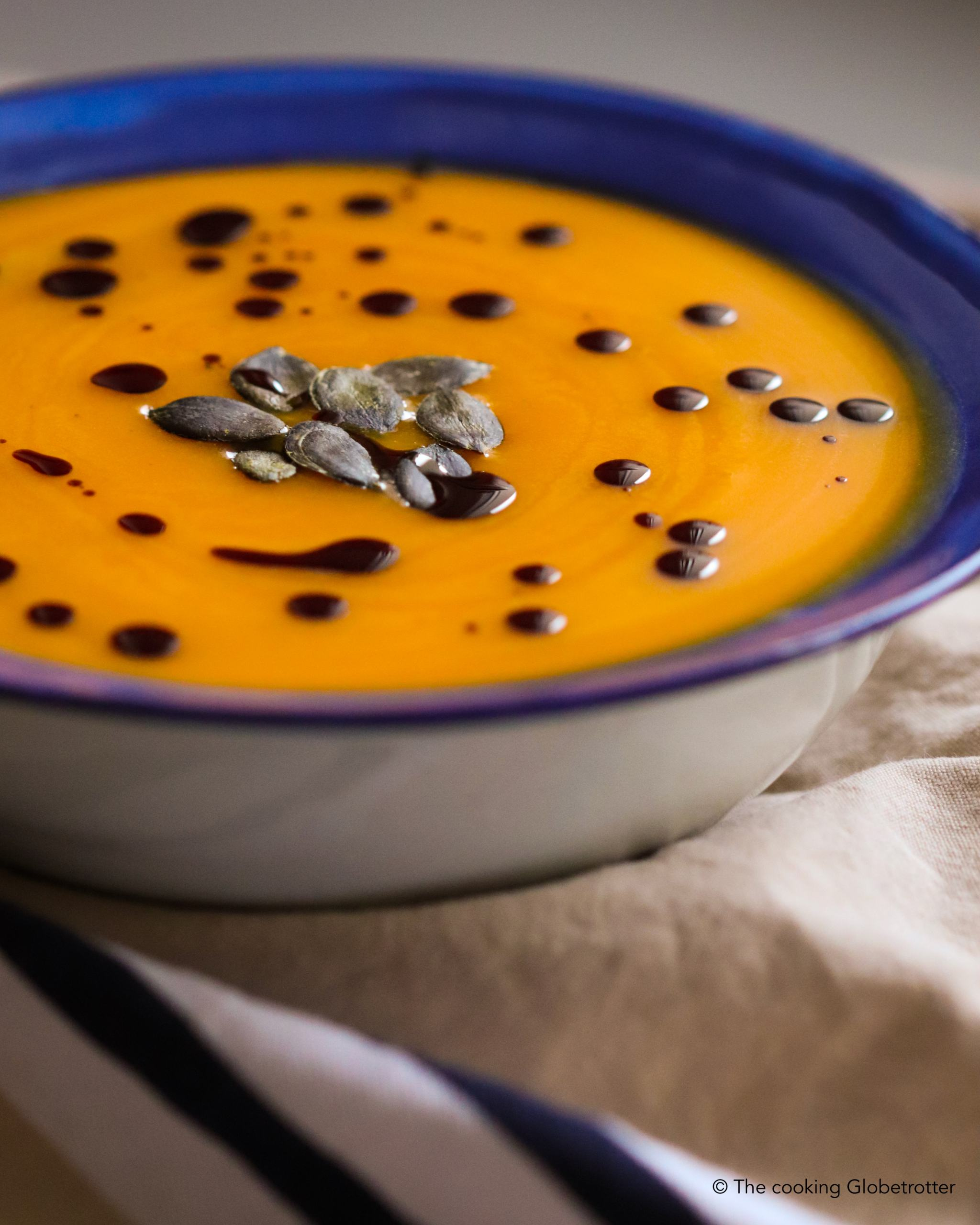 Pumpkin Soup – the easy and healthy way