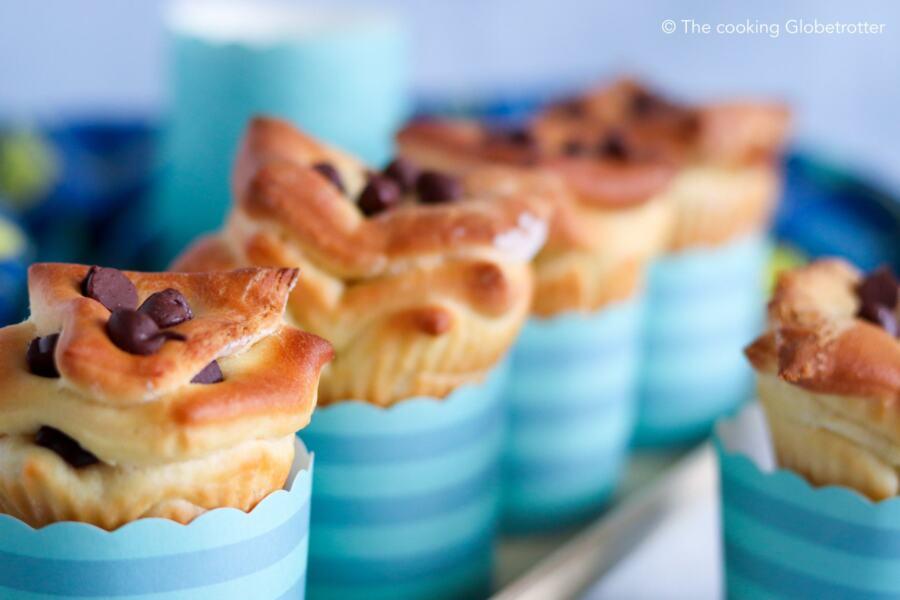 Belma's muffins