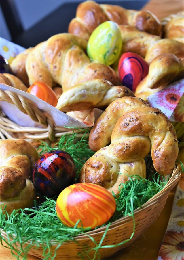 Savoury Bunnies Buns by Doris from Doricicas