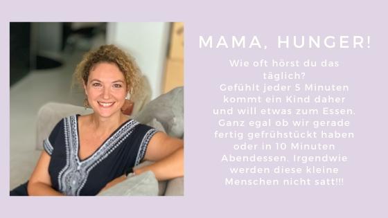 Mama, Hunger! Gratis Kochbuch, kostenlose Rezepte für die ganze Familie